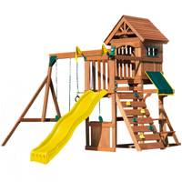 Swing-N-Slide Jamboree Fort Playset from Blain's Farm and Fleet