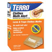 Terro Clothes Moth Alert Traps from Blain's Farm and Fleet
