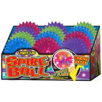 Ja-Ru Light-Up Mega Spike Ball Assortment from Blain's Farm and Fleet
