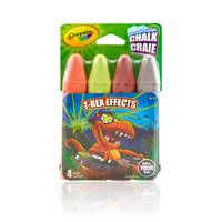 Crayola T-Rex Effects Washable Sidewalk Chalk from Blain's Farm and Fleet