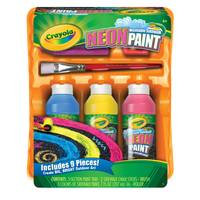 Crayola Washable Neon Sidewalk Paint from Blain's Farm and Fleet