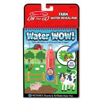 Melissa & Doug Water Wow Farm - On the Go Travel Activity from Blain's Farm and Fleet