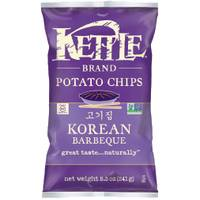 Kettle Brand Korean Barbeque Hot Spicy Potato Chips from Blain's Farm and Fleet