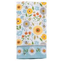 Kay Dee Designs Garden Bee Terry Towel from Blain's Farm and Fleet