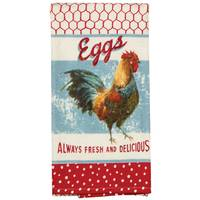 Kay Dee Designs Farm Nostalgia Terry Towel from Blain's Farm and Fleet