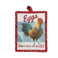 Kay Dee Designs Farm Nostalgia Potholder from Blain's Farm and Fleet