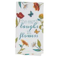 Kay Dee Designs Spice Beauties Flowers Flour Sack Towel from Blain's Farm and Fleet