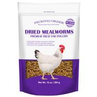 Pecking Order Mealworm Treat from Blain's Farm and Fleet