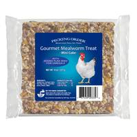 Pecking Order Gourmet Mealworm Cake from Blain's Farm and Fleet