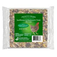 Pecking Order Mealworm & Sunflower Cake from Blain's Farm and Fleet