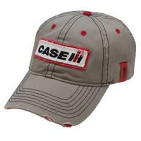 Case IH Case IH Heavy Distressed Cap from Blain's Farm and Fleet