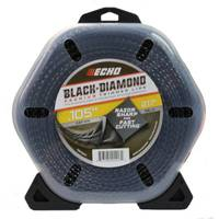 Echo .105 Black Diamond Trim line 1lb from Blain's Farm and Fleet