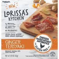 Lorissa's Kitchen Ginger Teriyaki Premium Chicken Cuts from Blain's Farm and Fleet