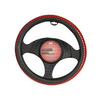 Allison Reflective Snakeskin Steering Wheel Cover from Blain's Farm and Fleet