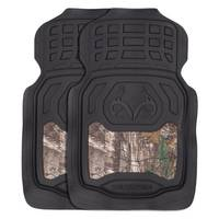 Realtree Camo Front Floor Mats from Blain's Farm and Fleet