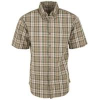 Work n' Sport Big & Tall Men's No Stain Dobby Shirt from Blain's Farm and Fleet
