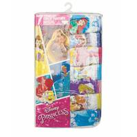 Handcraft Toddler Girls' Disney Princesses Panties - 7 Pack from Blain's Farm and Fleet