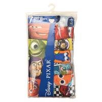 Handcraft Toddler Boys' Disney Pixar Briefs - 7 Pack from Blain's Farm and Fleet