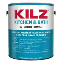 KILZ Kitchen & Bath Primer Sealer from Blain's Farm and Fleet