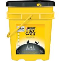 Tidy Cats 4-in-1 Strength Multi-Cat Clumping Litter from Blain's Farm and Fleet