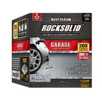 Rocksolid Gray Garage Floor Coating Kit from Blain's Farm and Fleet