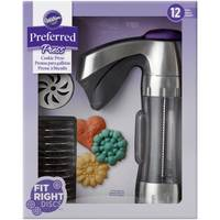 Wilton Preferred Cookie Press from Blain's Farm and Fleet