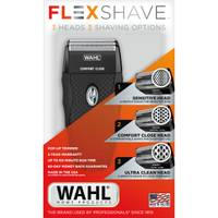 Wahl Flex Shave Rechargeable Foil Shaver from Blain's Farm and Fleet