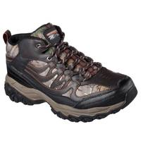 Skechers Men's After Burn Mid Lace-Up Shoe from Blain's Farm and Fleet