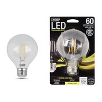 FEIT Electric 5W/60W LED G25 Light Bulb, E26 Base, 2700K from Blain's Farm and Fleet
