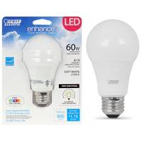 FEIT Electric 98W/60W LED A19 Light Bulb, E26 Base from Blain's Farm and Fleet