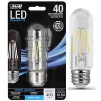 FEIT Electric 45W/40W LED T10 Light Bulb, E26 Base from Blain's Farm and Fleet
