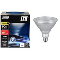 FEIT Electric 14W/90W LED PAR38 Light Bulb, E26 Base, 5000K from Blain's Farm and Fleet