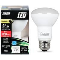 FEIT Electric 75W/45W LED R20 Light Bulb, E26 Base, 25000h from Blain's Farm and Fleet