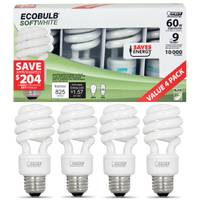 FEIT Electric CFL Spiral Bulb from Blain's Farm and Fleet