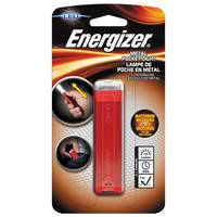 Energizer Metal Pocket Light from Blain's Farm and Fleet