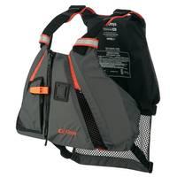 Onyx Adult Orange MoveVent Dynamic Paddle Sports Life Vest from Blain's Farm and Fleet