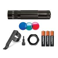 Maglite LED Black XL50 Tactical Pack Flashlight from Blain's Farm and Fleet