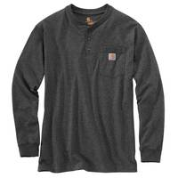 Carhartt Men's Long Sleeve Workwear Henley from Blain's Farm and Fleet