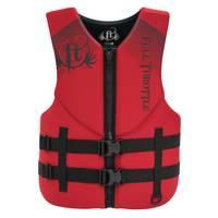 Full Throttle Men's Red Neoprene Vest from Blain's Farm and Fleet