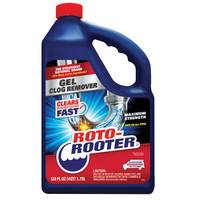 Roto-Rooter Gel Clog Remover from Blain's Farm and Fleet