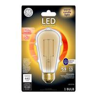 GE LED Vintage Style Bulb from Blain's Farm and Fleet