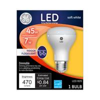 GE Dimmable LED RS20 Flood Light Bulb from Blain's Farm and Fleet