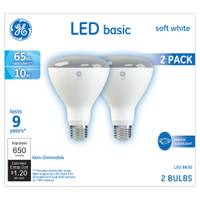 GE R30 LED Floodlight Bulb from Blain's Farm and Fleet