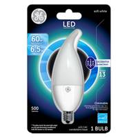 GE Decorative Dimmable LED Bulb from Blain's Farm and Fleet
