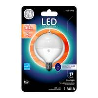 GE Dimmable LED Decorative Bulb from Blain's Farm and Fleet