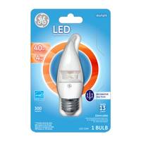 GE Decorative Daylight LED Bulb from Blain's Farm and Fleet