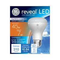 GE Reveal Dimmable LED Bulb from Blain's Farm and Fleet