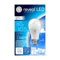 GE Reveal A-Shape LED Bulb from Blain's Farm and Fleet