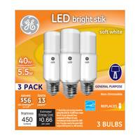 GE LED Bright Stik Bulb from Blain's Farm and Fleet