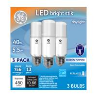 GE LED Bright Stik Daylight Bulb from Blain's Farm and Fleet